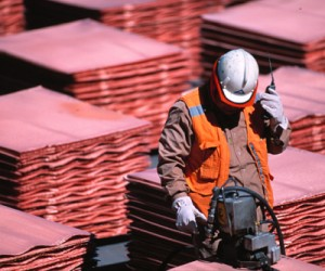 Zambia's first half copper output rises by 8% - Chamber of Mines