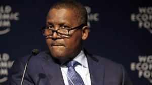 Aliko Dangote - Chairman - Dangote Group