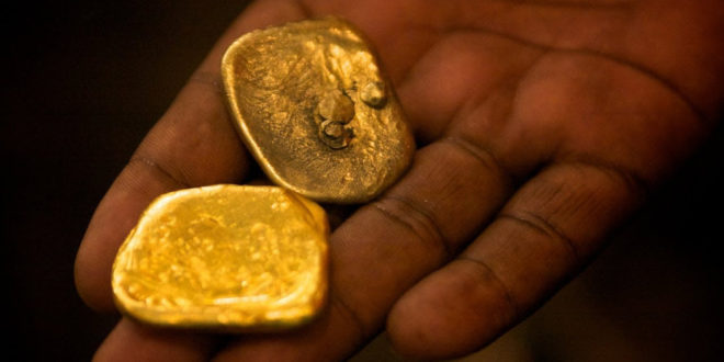 Eastern Congo now supplying conflict free gold