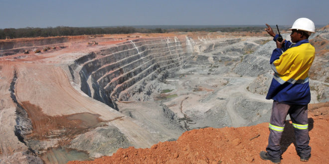 Mines battling to attract skilled people