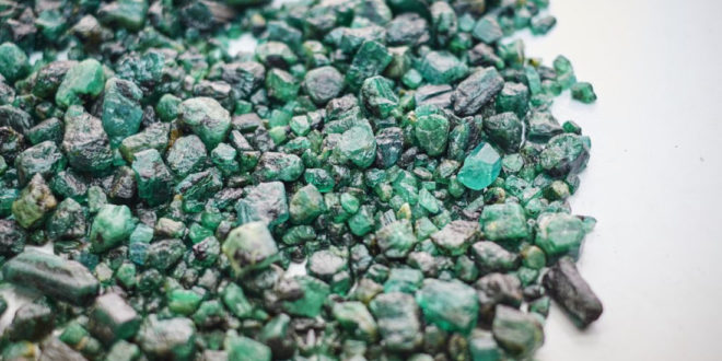 Slow start for Kagem's emeralds auctions