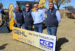 Global compact earthmoving brand refocuses in the local market