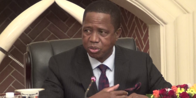President Lungu to meet mining partakers