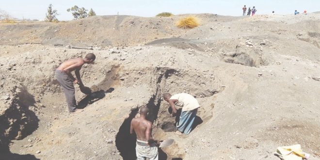 Anglo American faces lawsuit for poisoning Zambia's Kabwe town