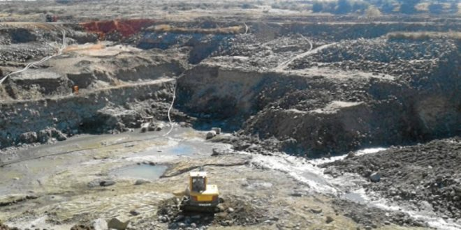 Green shoots in mining industry threatened by global shortage of large equipment