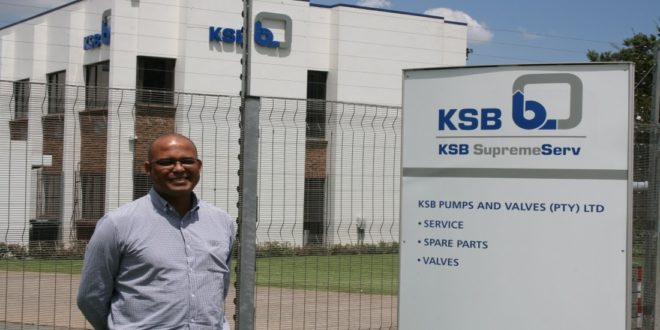 KSB expands its aftermarket services